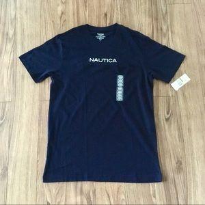 Nautica Mens T-shirt NWT Size Medium